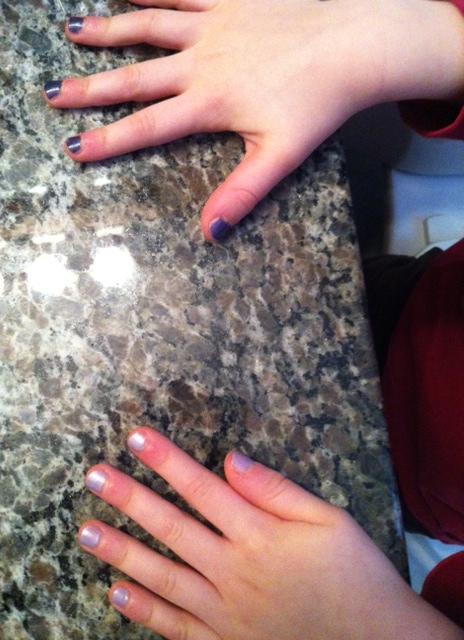 Yes, I Paint my Son's Fingernails