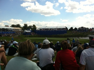 10.  The Canadian Open golf tournament at Glen Abbey.
