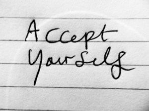 accept yourself