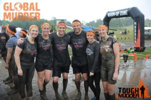 46.  Tough Mudder.