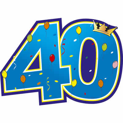 40 Years and YouTube