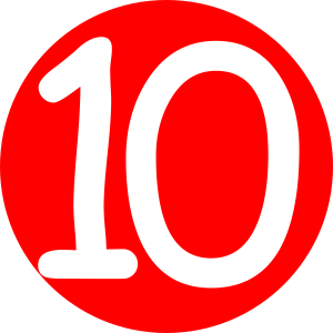 your-number-10-clipart-1